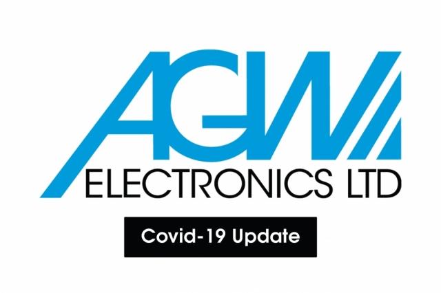 Update from AGW during the Corona Virus
