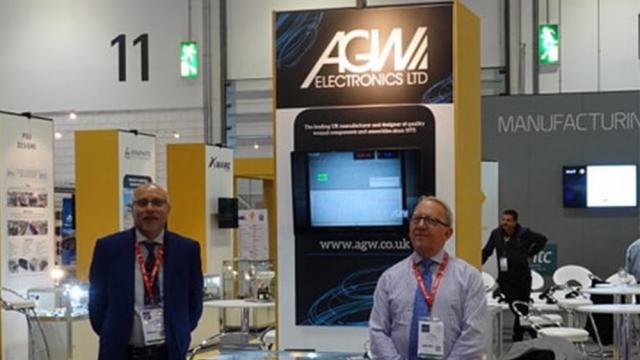 AGW at DSEI International Defence